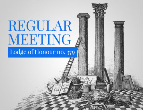 First Initiation Ceremony in 2017 for Lodge of Honour