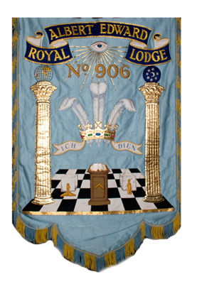 Royal Albert Edward Lodge
