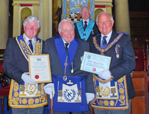 Long-time Bath Resident Receives Accolade