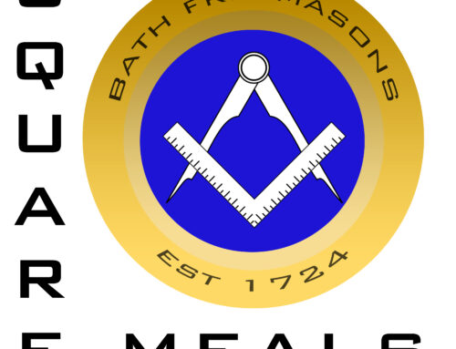 Bath Freemasons launch 'Square Meals' initiative