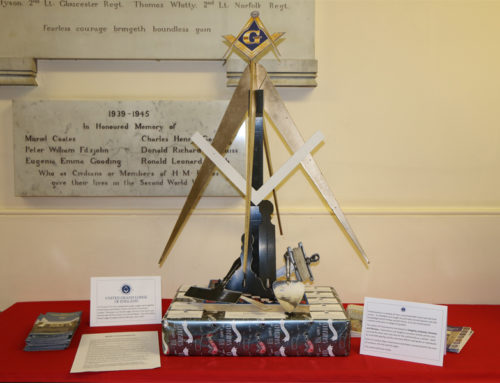 A Masonic Christmas Tree