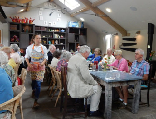 Somerset Masters' 2015 Summer Outing