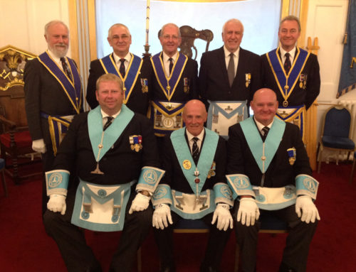 Visit to St Luke's Lodge Ipswich