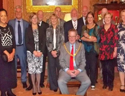 Mayor's Reception for Tercentenary