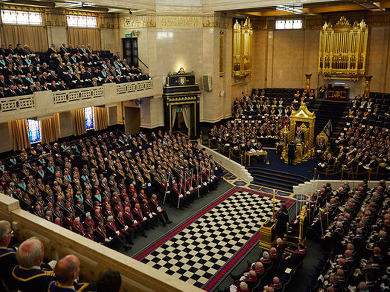 Inside the Freemasons airs on Sky 1